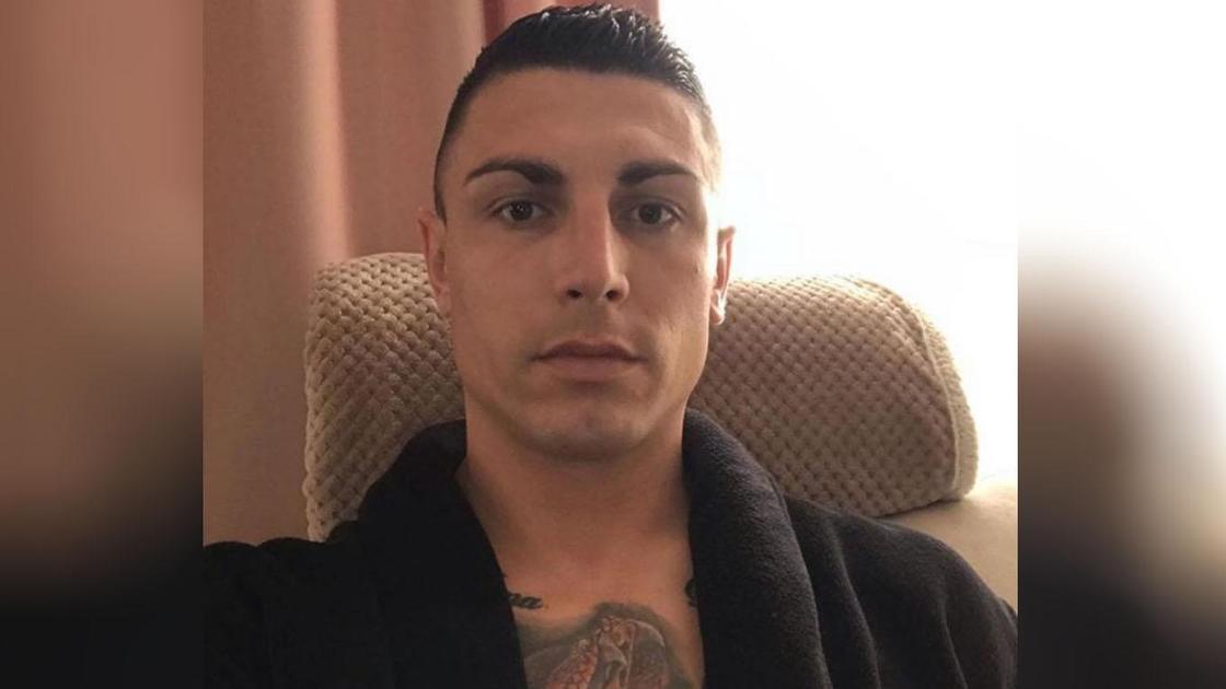 Болгарский футболист Даниэль Златков