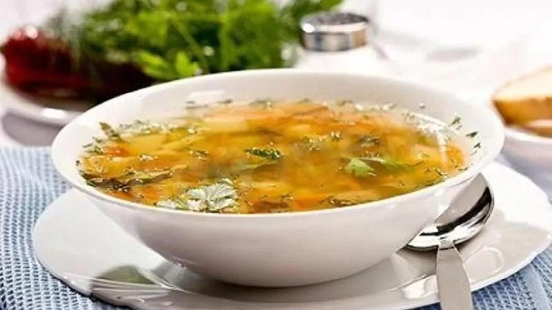 Луковый суп: рецепт диетический