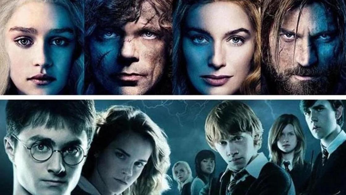 """Актеры из """"Гарри Поттера"""" и """"Игры престолов"""""""