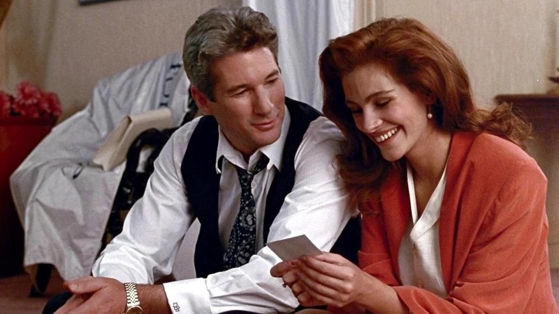 Кадр из фильма «Красотка» (1990)