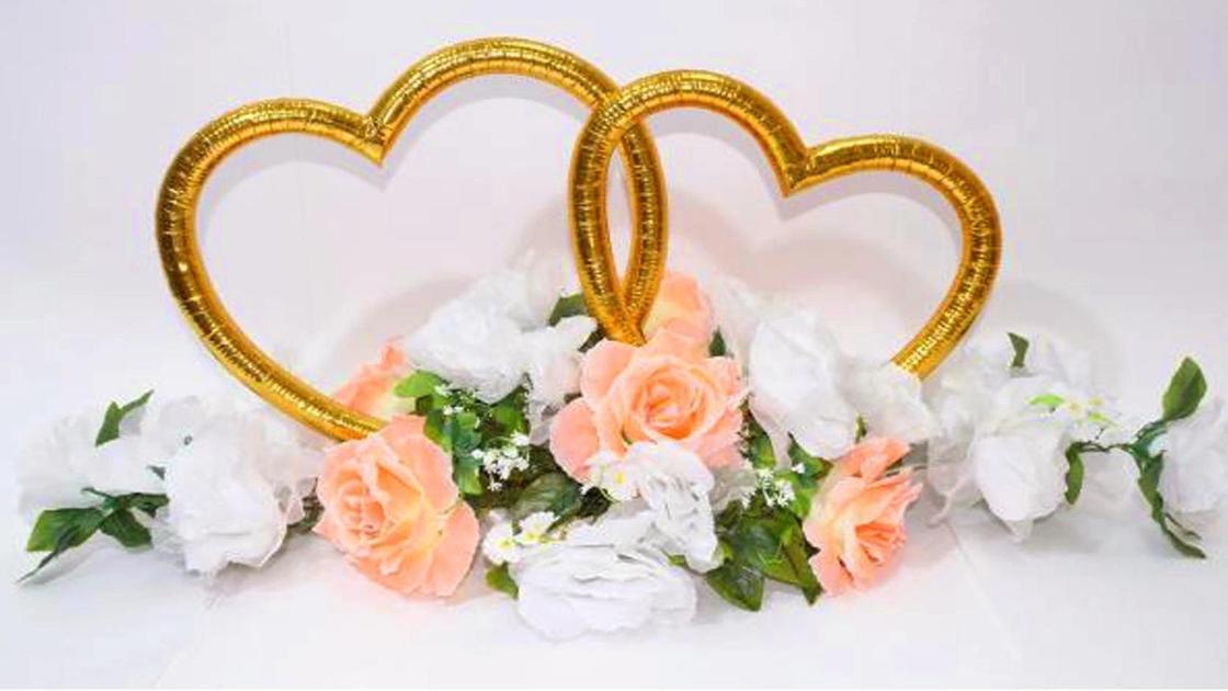 декорация для свадьбы