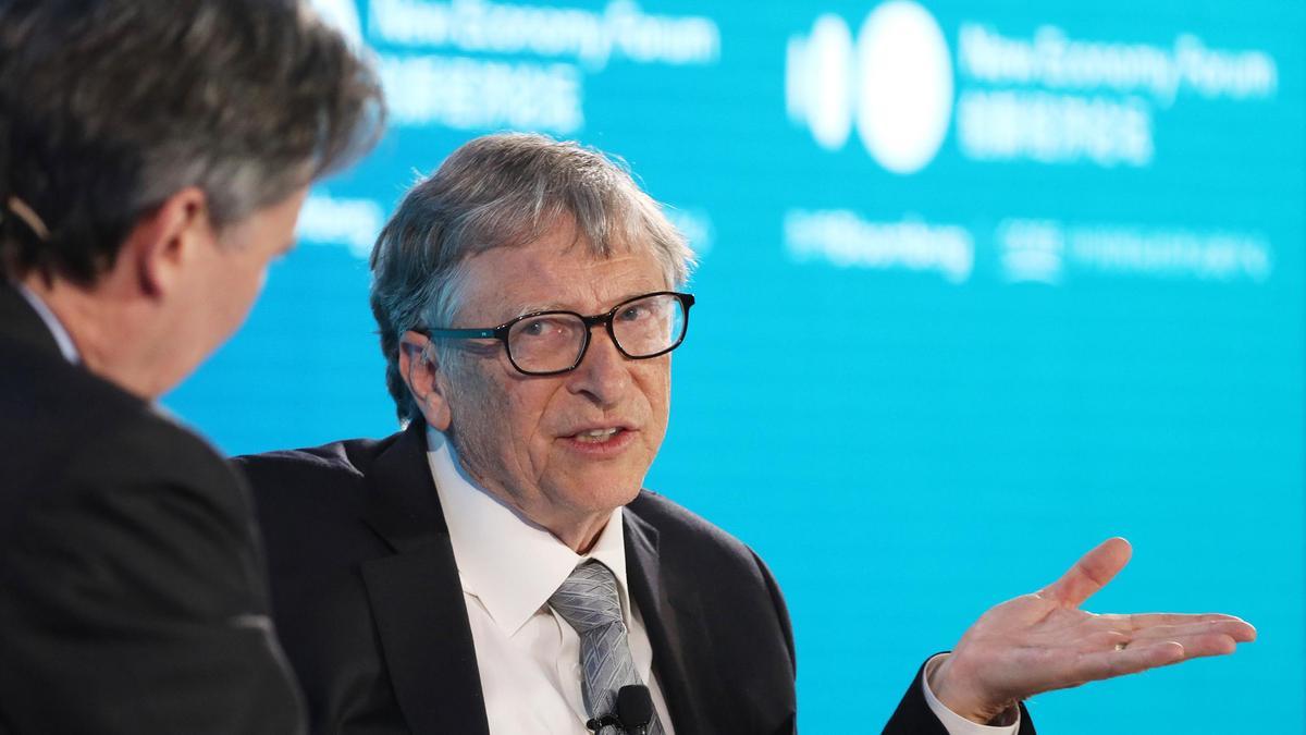Билл Гейтс заявил, что человечество не готово к следующей пандемии photo