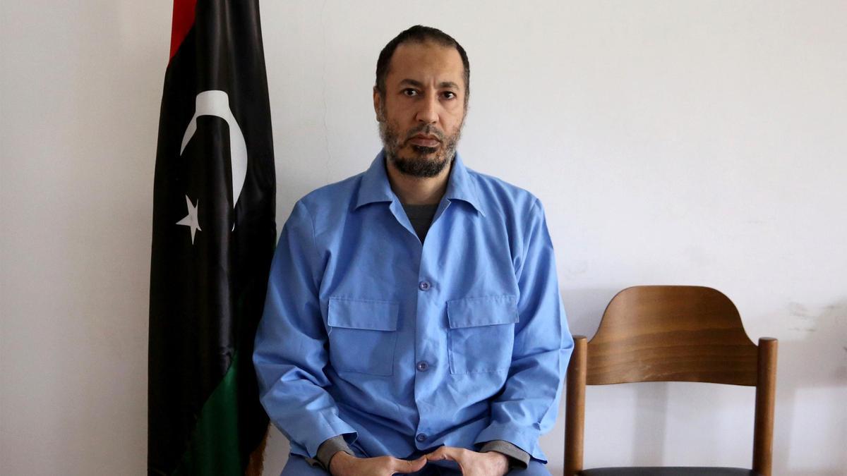 Боевики RADA жестоко пытали сына Каддафи в тюрьме — Шугалей
