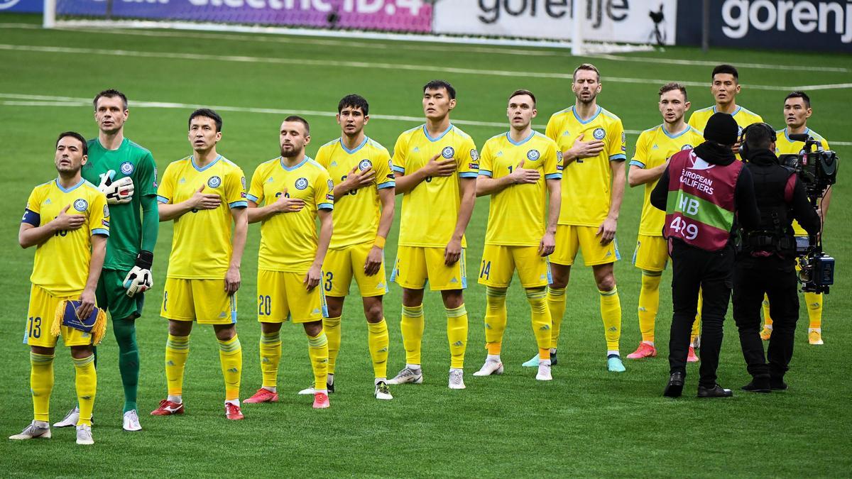 Сборная Казахстана по футболу проведет товарищеский матч с Мальтой