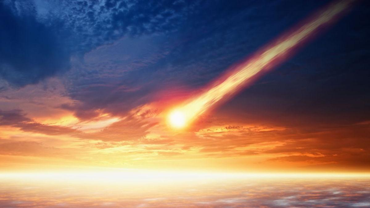 Метеорит мощностью в 10 «Хиросим» взорвался у берегов ...