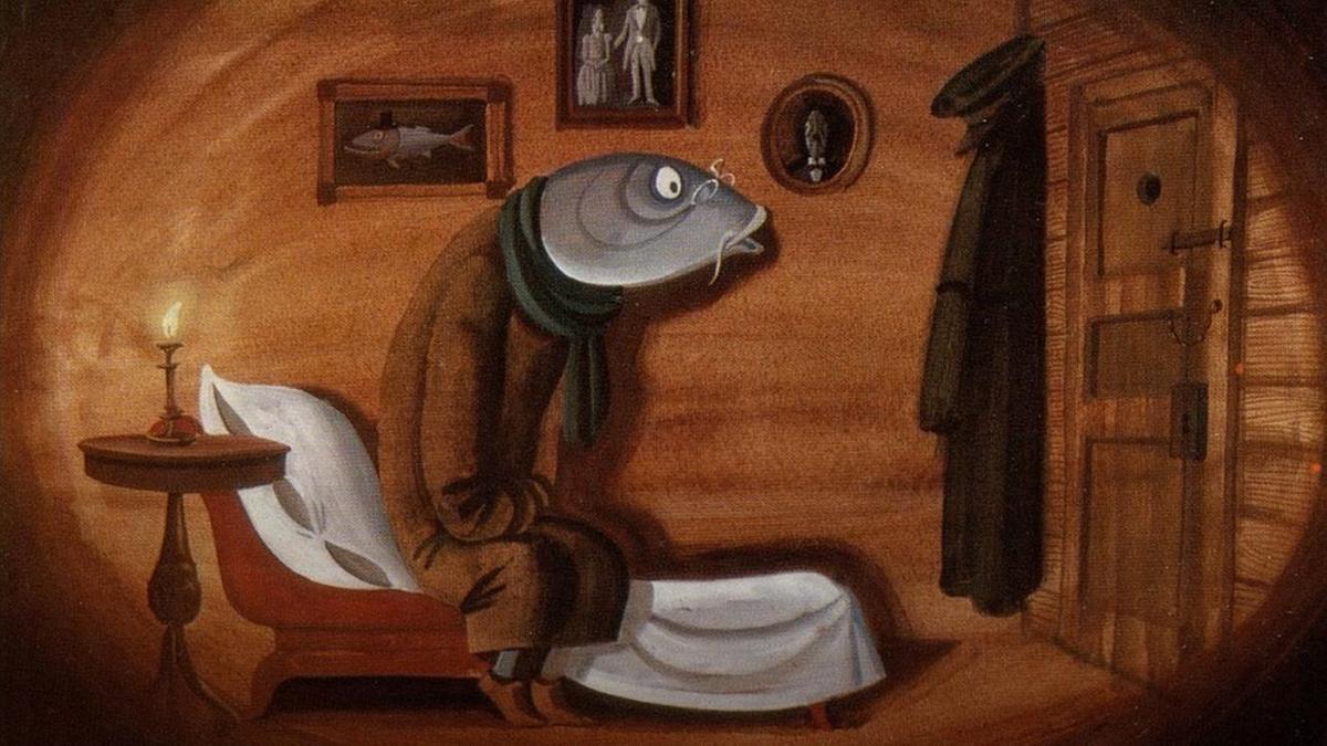 «Премудрый пескарь» кратко: пересказ и анализ сказки