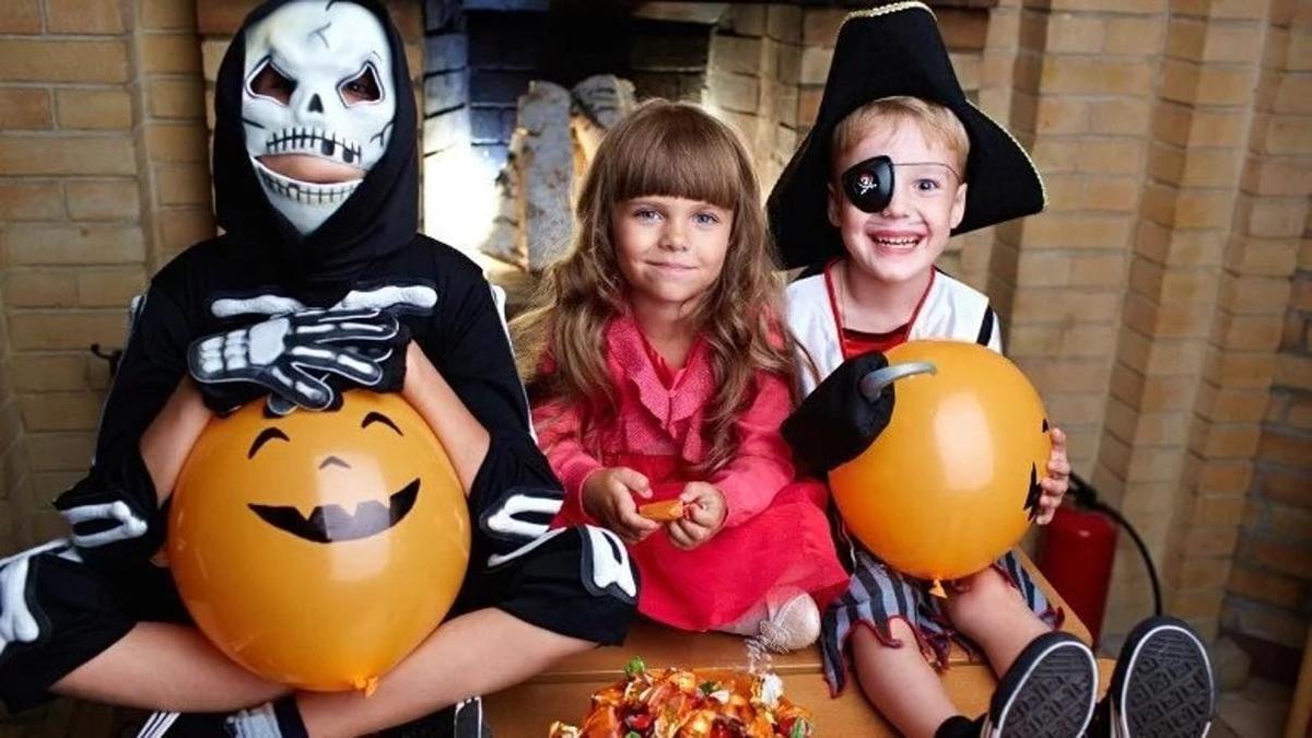 Костюм на Хэллоуин своими руками для детей | NUR.KZ