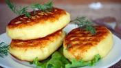 Картофельные зразы: рецепт с грибами