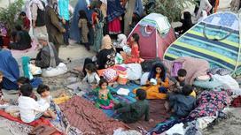 Ауған босқындары