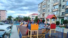 Пилотный проект «Безопасный двор» в Жезказгане