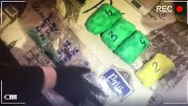 Наркотики нашли в Атырау
