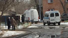 Тело в Павлодаре