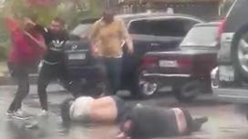 Избиение в Актау