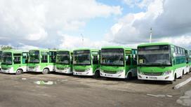 В Семее автобусы вновь не вышли на линию