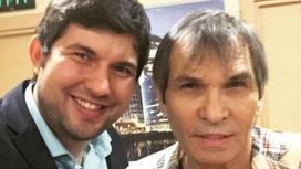 Бари Алибасов-младший и Бари Алибасов