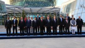 Главы государств перед EXPO