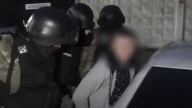 Задержание в Павлодарской области