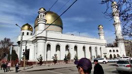 Мечеть в Алматы