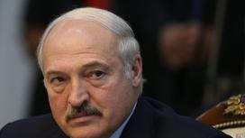 Лукашенко в Бишкеке в 2016 году