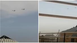 Самолеты над Мангистау