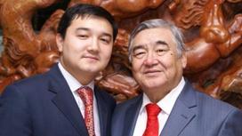 Ескендир и Биржан Хасангалиевы