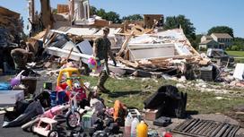 "Последствия урагана ""Ида"""