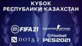 Казахстанская федерация киберспорта