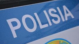 Надпись на полицейском авто