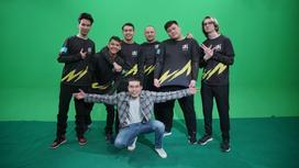 Елнур Какимжанов и команда ON/gaming