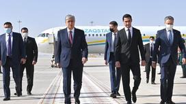Президент Түркіменстанда1