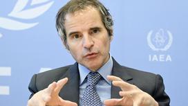 Директор МАГАТЭ Рафаэль Мариано Гросси