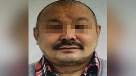 Подозреваемый из Туркестанской области
