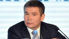 Бергей Рыскалиев. Фотопортрет