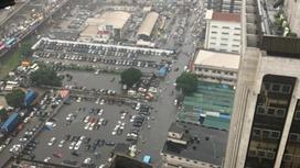 Лагос столкнулся с разрушительным наводнением