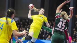 Женская сборная Казахстана по гандболу