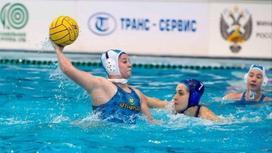 Женская сборная Казахстана по водному поло
