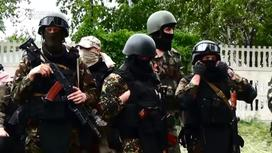 Наемники в Донбассе