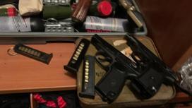 Оружие и патроны