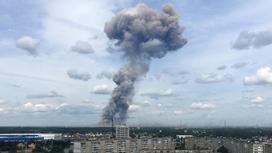 Взрывы в Дзержинске
