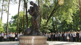 Голодомор. Ашаршылык2. Фото пресс-служба акимата Алматы