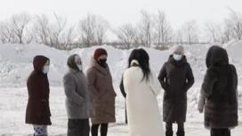Жители Петропавловска