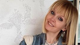 Российская певица Валерия. Фотопортрет