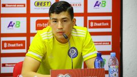 Футболист Бахтиер Зайнутдинов