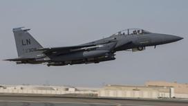 Истребитель F-15E
