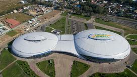 Комплекс Halyk Arena