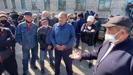 Водители в Талдыкоргане