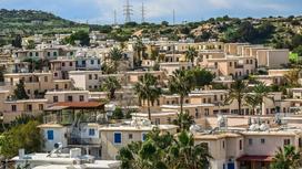 Курортный поселок Протарас на Кипре