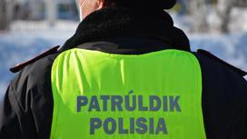 Патрульный полицейский