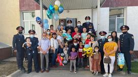 Алматы облысы полиция