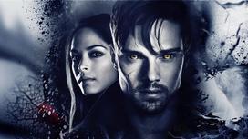 постер мистического сериала